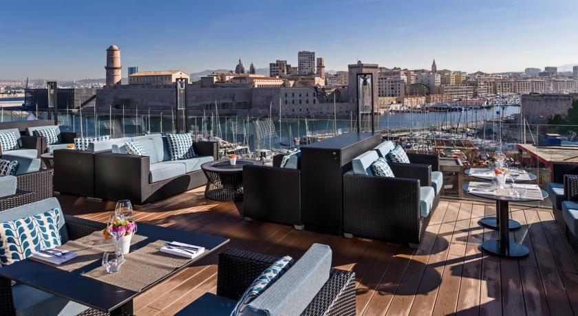 Sofitel Marseille le Vieux Port ***** 22