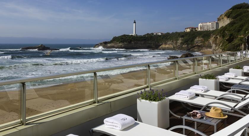 Sofitel Biarritz le Miramar Thalassa Sea & Spa ***** 2
