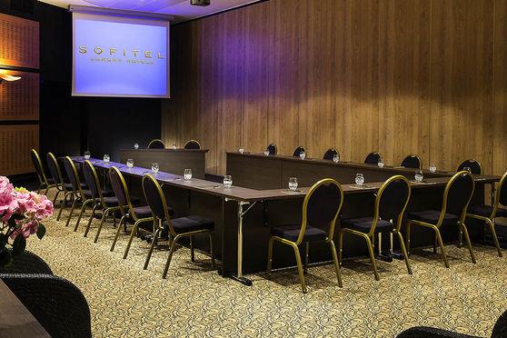 Salle séminaire  - Sofitel Biarritz le Miramar Thalassa sea & spa