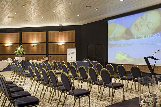 Salle séminaire  - Sofitel Biarritz le Miramar Thalassa Sea & Spa *****