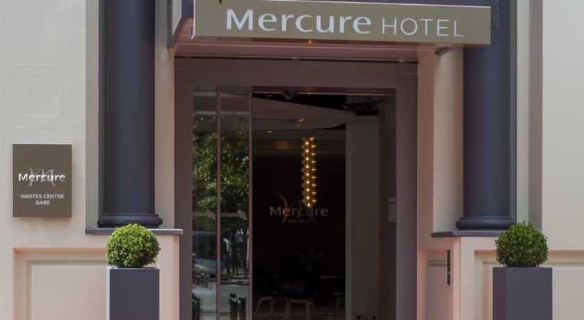 Hôtel Mercure Nantes Centre Gare **** 5