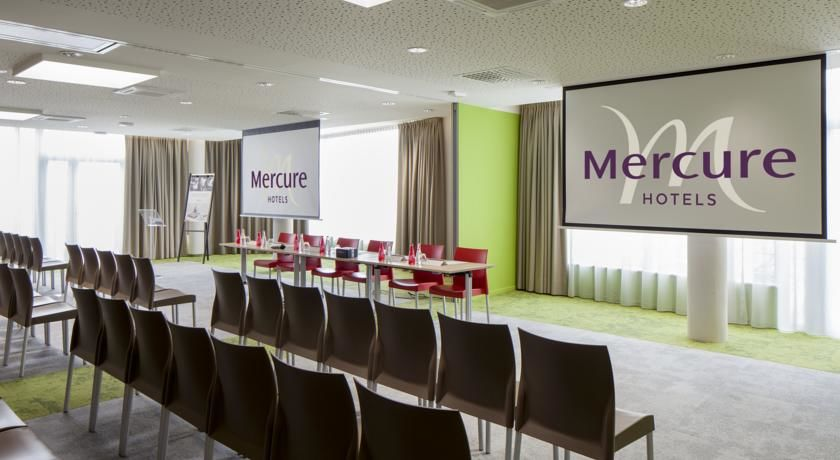 Hôtel Mercure Nantes Centre Gare **** 31