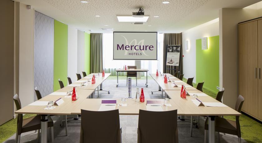 Hôtel Mercure Nantes Centre Gare **** 32