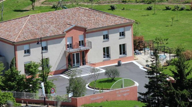 Salle séminaire  - Hôtel le Domaine des Vignes ***