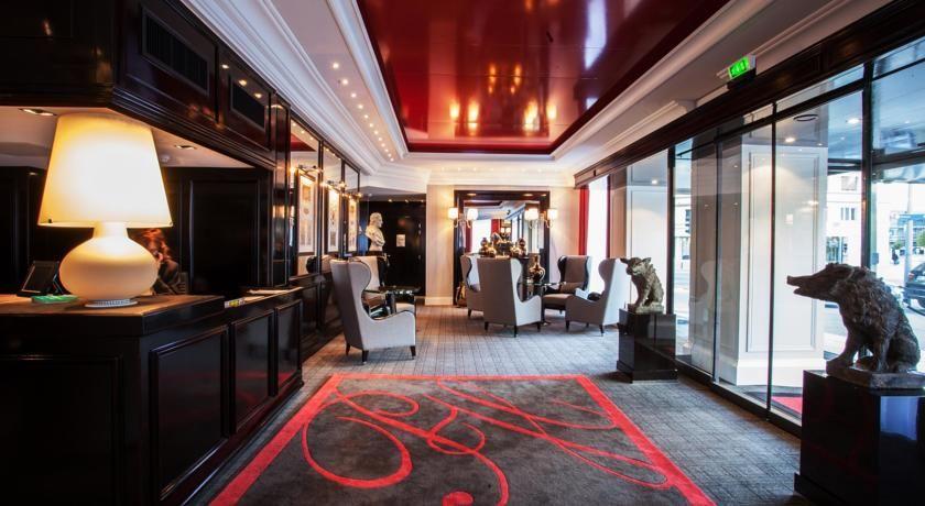Park Hotel Grenoble MGallery by Sofitel **** 2