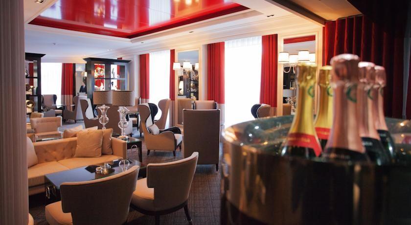 Park Hotel Grenoble MGallery by Sofitel **** 7