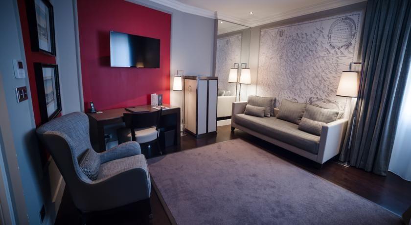 Park Hotel Grenoble MGallery by Sofitel **** 27