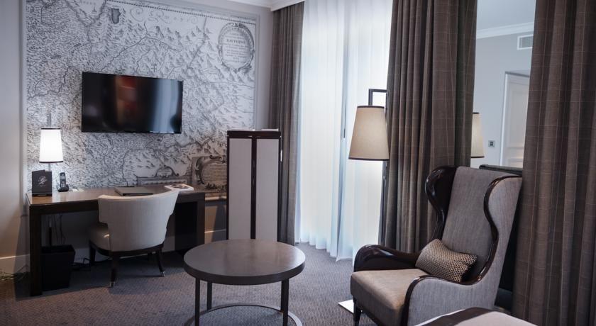 Park Hotel Grenoble MGallery by Sofitel **** 28