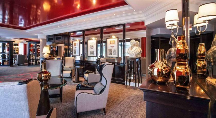 Park Hotel Grenoble MGallery by Sofitel **** 45