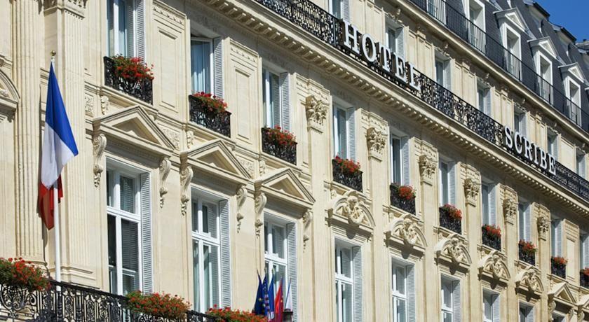 Hotel Scribe Paris Opera by Sofitel ***** 1