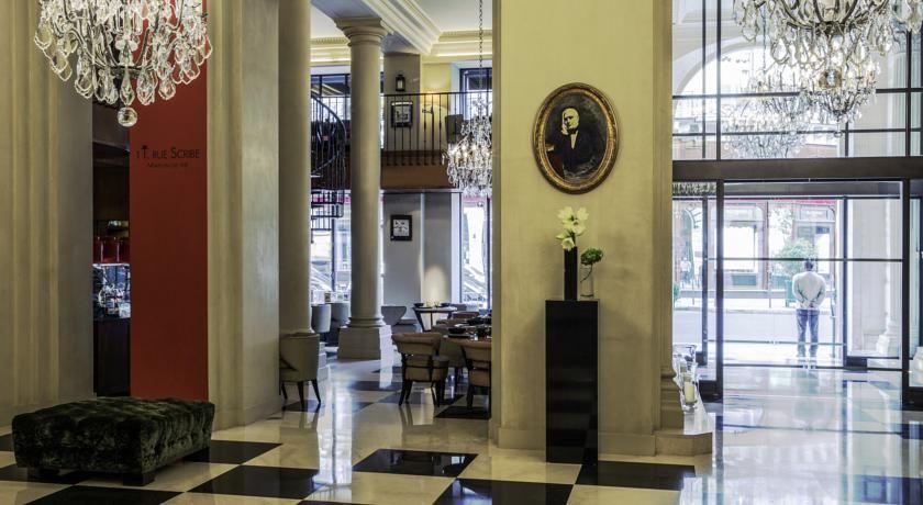 Hotel Scribe Paris Opera by Sofitel ***** 5
