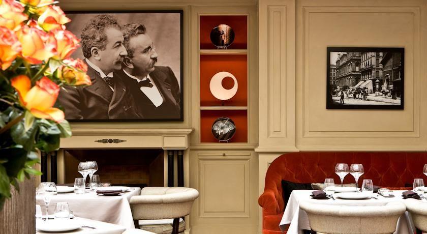 Hotel Scribe Paris Opera by Sofitel ***** 21