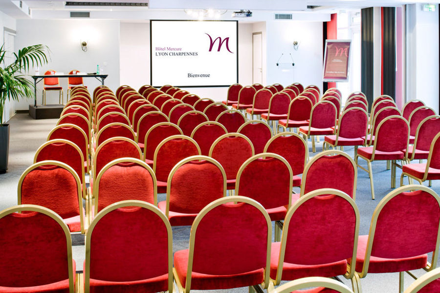 Mercure Lyon Charpennes **** Salle de séminaire