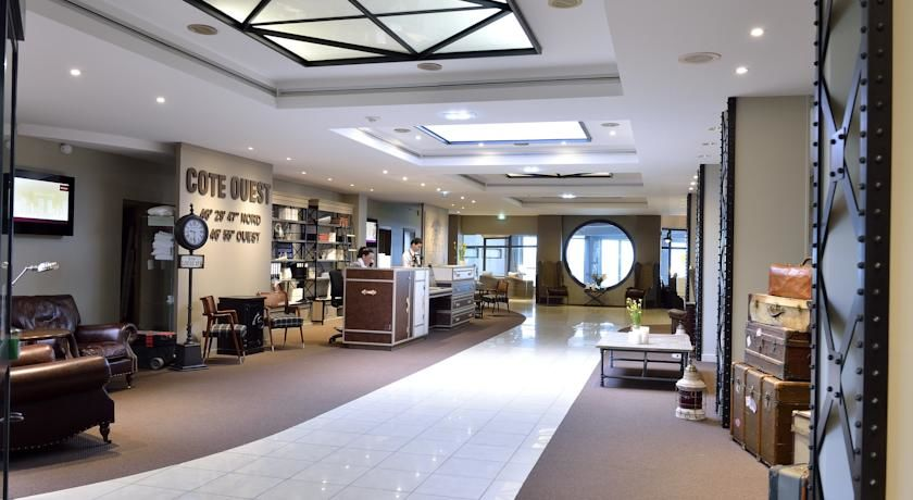 Hôtel Cote Ouest Thalasso & Spa Les Sables D'Olonne 5