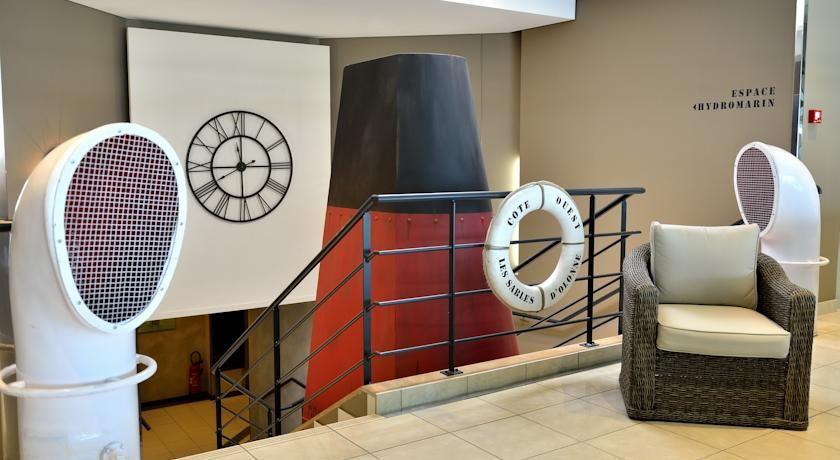 Hôtel Cote Ouest Thalasso & Spa Les Sables D'Olonne 27
