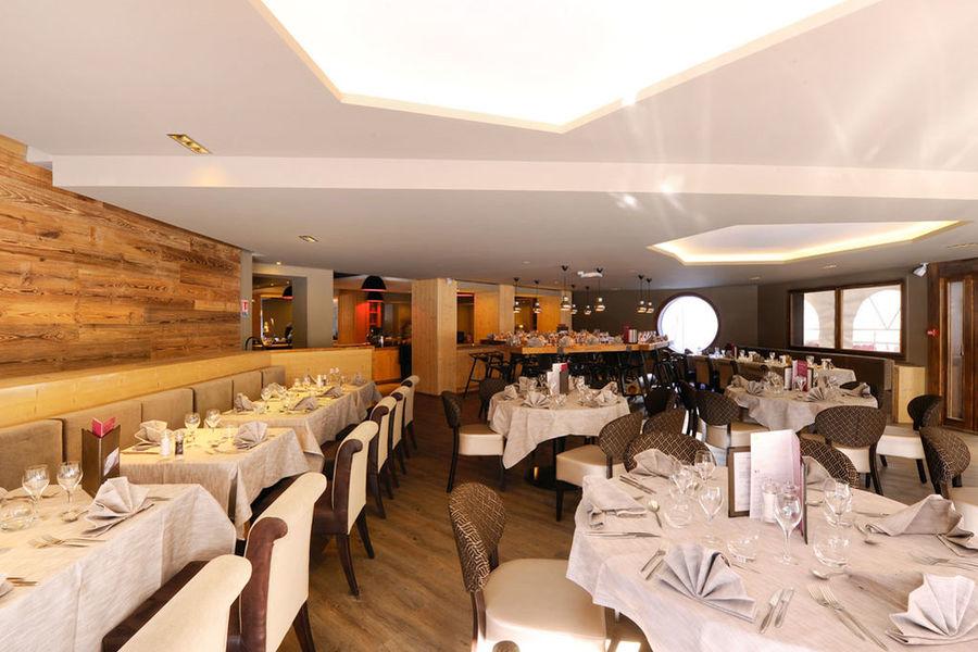 Mercure Chamonix Centre**** Restaurant