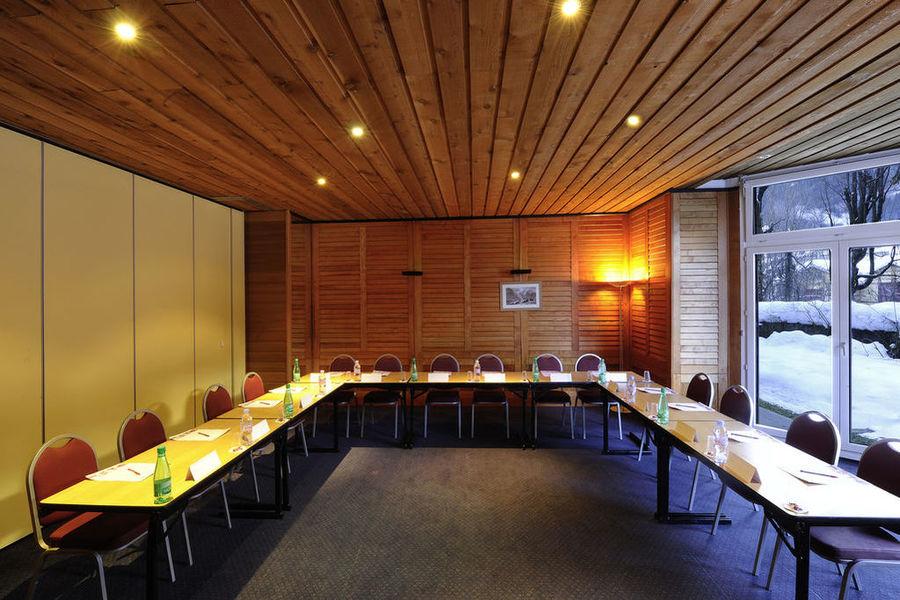 Mercure Chamonix Centre**** Salle de séminaire
