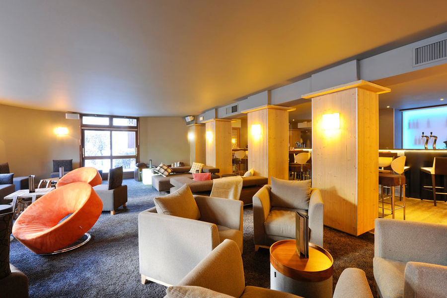 Mercure Chamonix Centre**** Salon