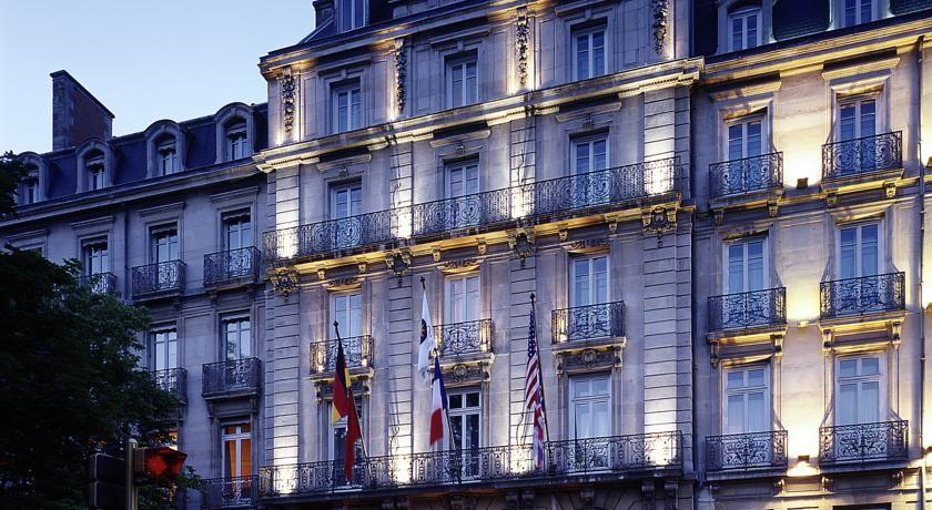 Grand Hotel La Cloche Dijon MGallery by Sofitel ***** 3