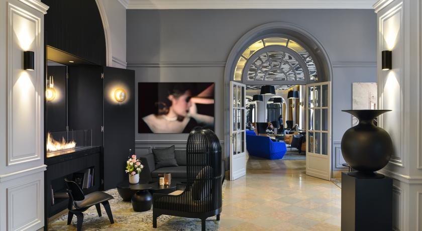 Grand Hotel La Cloche Dijon MGallery by Sofitel ***** 7