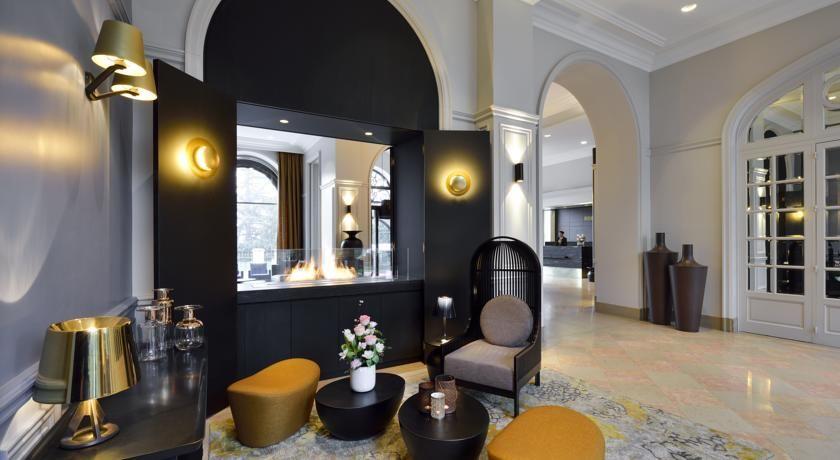 Grand Hotel La Cloche Dijon MGallery by Sofitel ***** 9