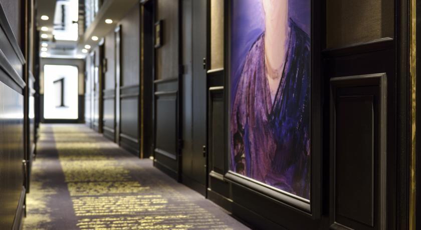 Grand Hotel La Cloche Dijon MGallery by Sofitel ***** 10