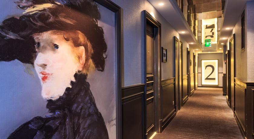 Grand Hotel La Cloche Dijon MGallery by Sofitel ***** 11