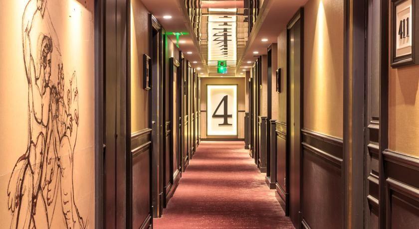Grand Hotel La Cloche Dijon MGallery by Sofitel ***** 13