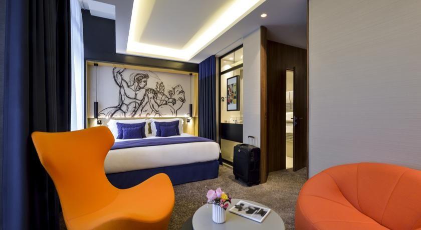 Grand Hotel La Cloche Dijon MGallery by Sofitel ***** 16