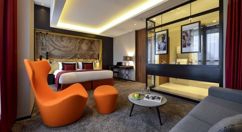 Grand Hotel La Cloche Dijon MGallery by Sofitel ***** 17