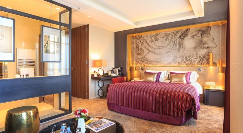 Grand Hotel La Cloche Dijon MGallery by Sofitel ***** 24