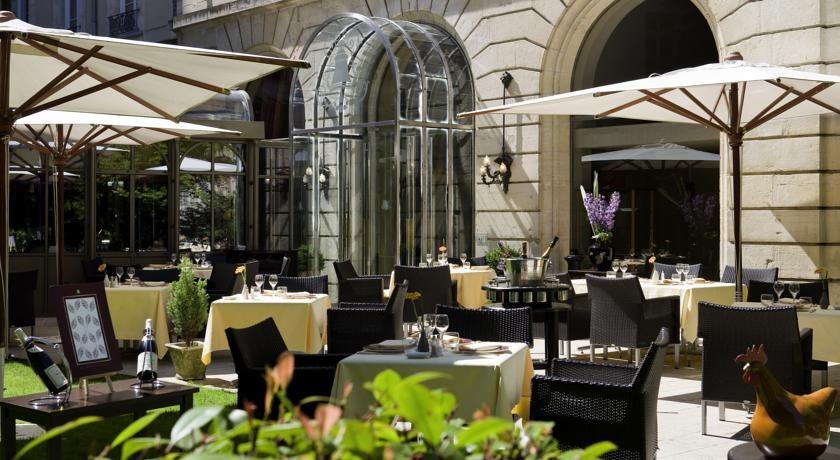 Grand Hotel La Cloche Dijon MGallery by Sofitel ***** 41