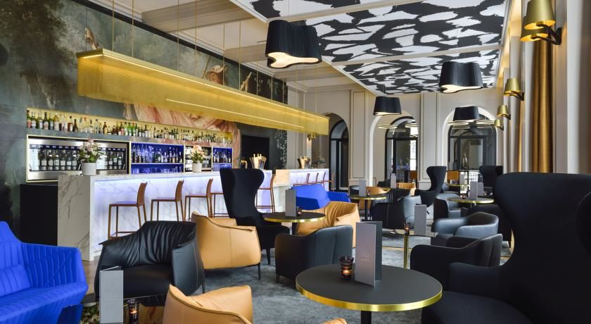 Grand Hotel La Cloche Dijon MGallery by Sofitel ***** 44