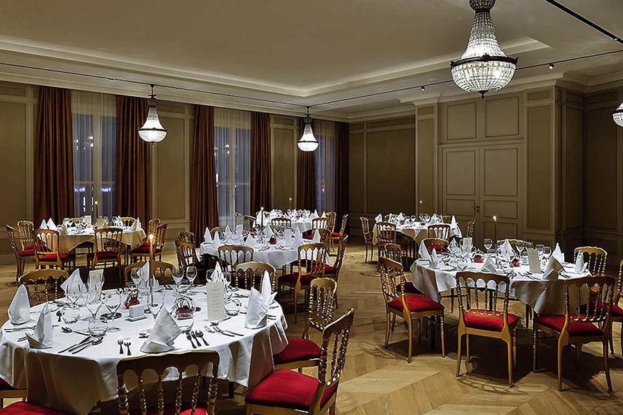 Grand Hotel La Cloche Dijon MGallery by Sofitel ***** Salle de séminaire