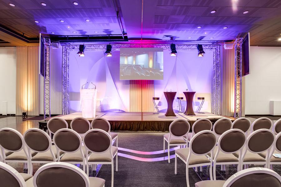 New Cap Event Center 9
