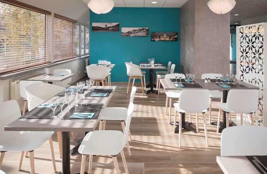 Kyriad Lyon Sud Givors *** Restaurant
