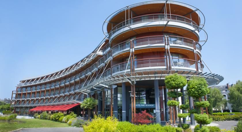 Hotel Parc Beaumont Pau MGallery by Sofitel 2