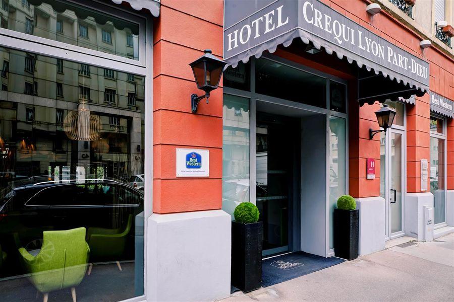 Best Western Hotel Crequi Lyon Part Dieu **** 1