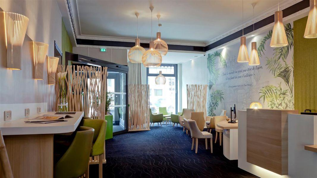 Best Western Hotel Crequi Lyon Part Dieu **** 2