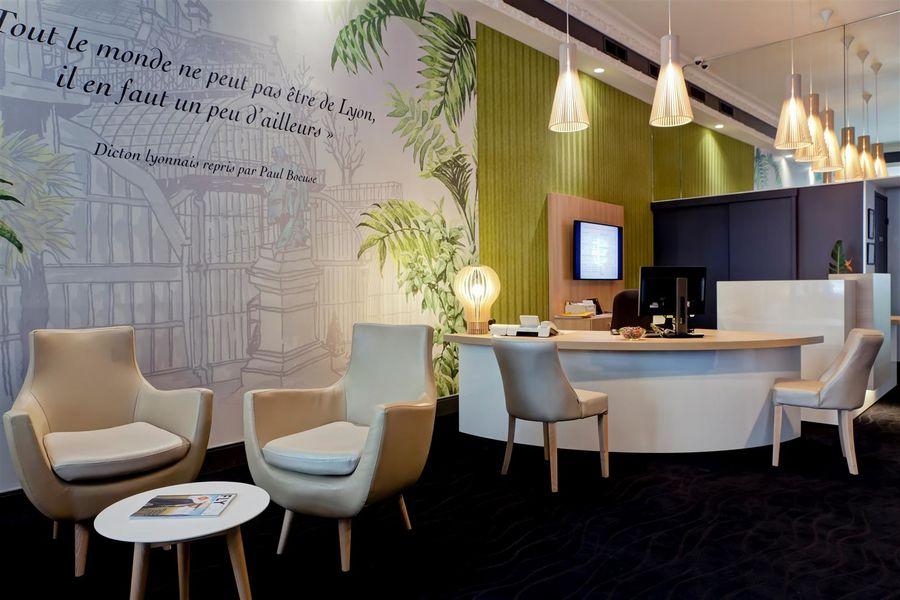 Best Western Hotel Crequi Lyon Part Dieu **** 3