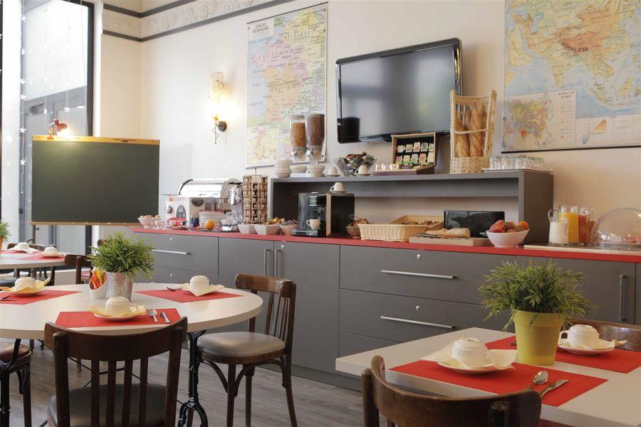 Best Western Hotel Crequi Lyon Part Dieu **** 9