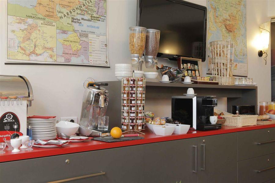 Best Western Hotel Crequi Lyon Part Dieu **** 10