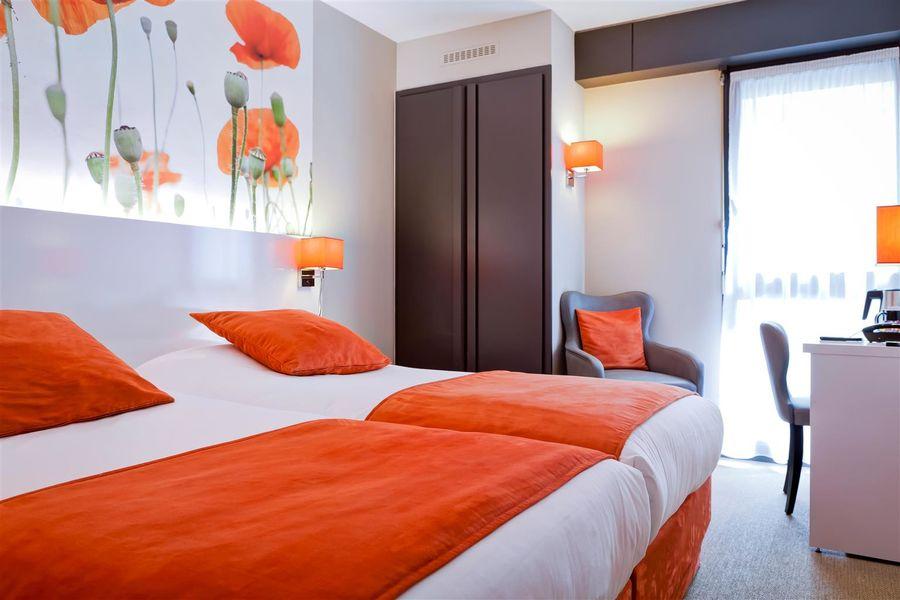 Best Western Hotel Crequi Lyon Part Dieu **** 13