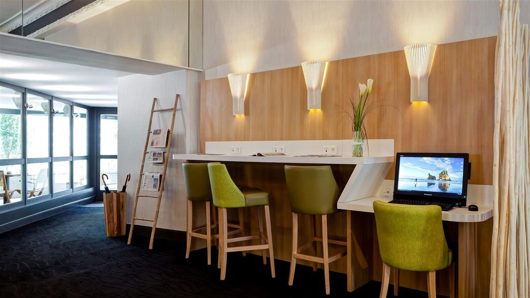 Best Western Hotel Crequi Lyon Part Dieu **** 21