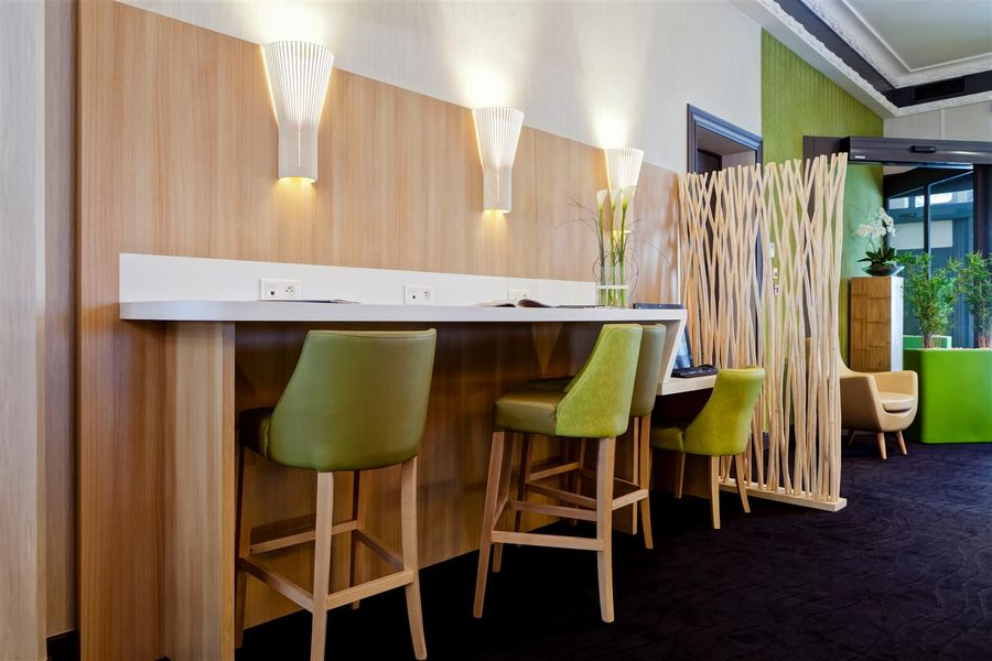 Best Western Hotel Crequi Lyon Part Dieu **** 22