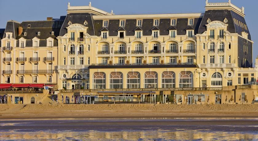 Le Grand Hôtel Cabourg MGallery by Sofitel ***** 1