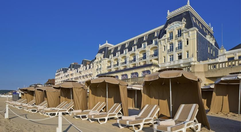 Le Grand Hôtel Cabourg MGallery by Sofitel ***** 2