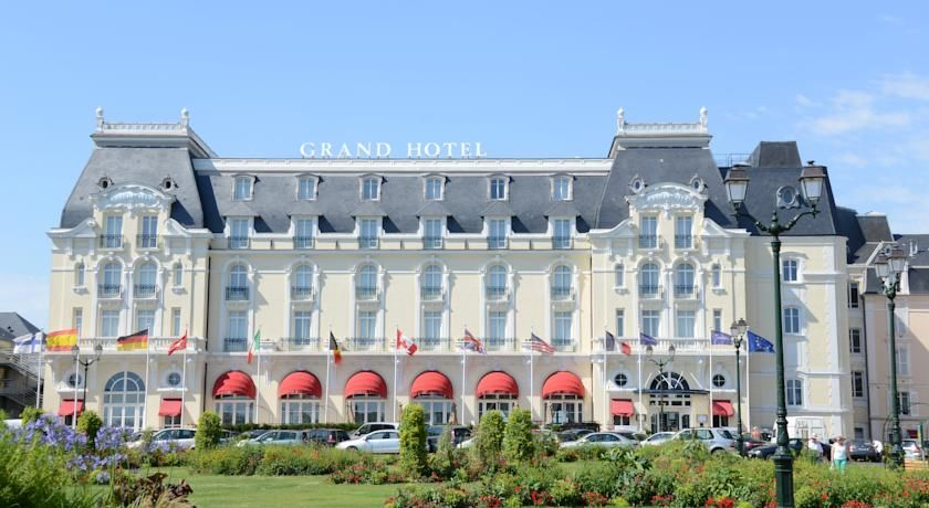 Le Grand Hôtel Cabourg MGallery by Sofitel ***** 6