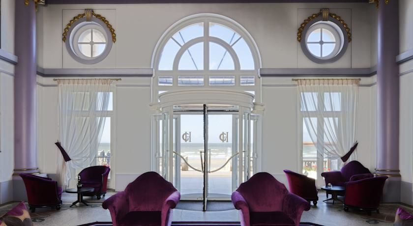 Le Grand Hôtel Cabourg MGallery by Sofitel ***** 10