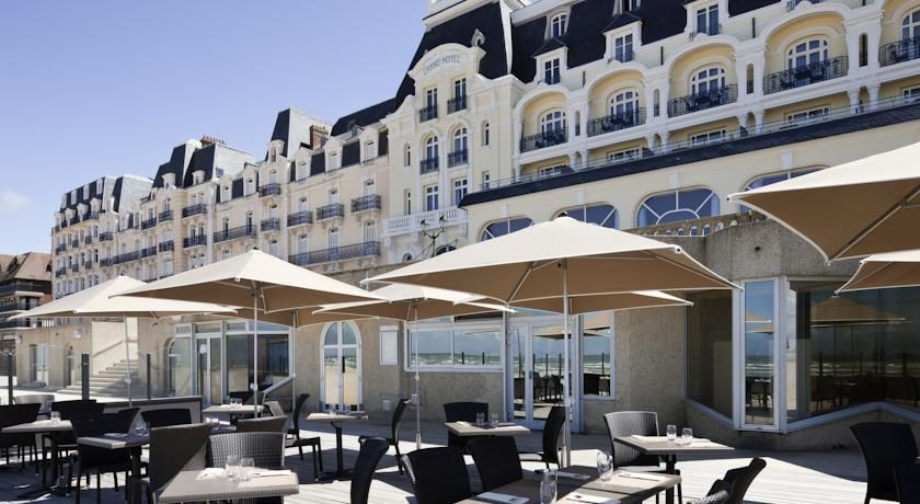 Le Grand Hôtel Cabourg MGallery by Sofitel ***** 12